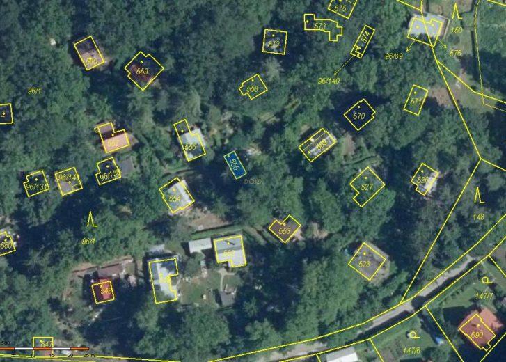 Prodej nemovitosti na cizím pozemku
